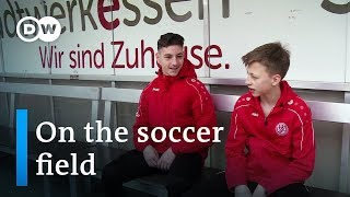 Soccer kids kicking off their careers | DW Documentary