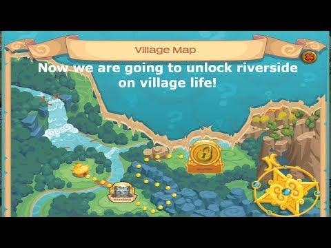 Now we will unlock riverside on village life! (part 6)