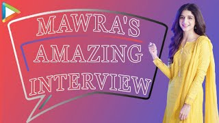 Mawra Hocane | Full Interview | Masala Awards Dubai 2017