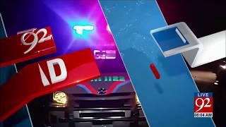 92 News HD Plus Headlines 08:00 AM- 18 November 2017 - 92NewsHDPlus