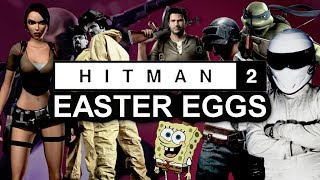 HITMAN 2 All Easter Eggs And Secrets | Part 1