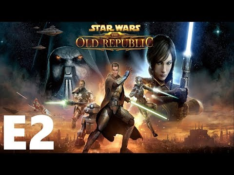 Star Wars: The Old Republic - Jedi Knight - Episode 2 (SWTOR) (Story) (No Commentary)