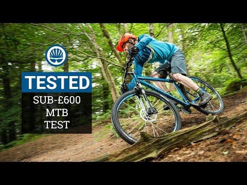 Best Mountain Bikes Under £600