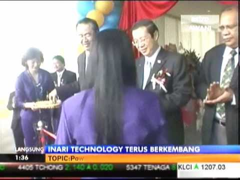 Inari Technology Sdn. Bhd. -  New Factory & Office (Plant 3) Official Opening