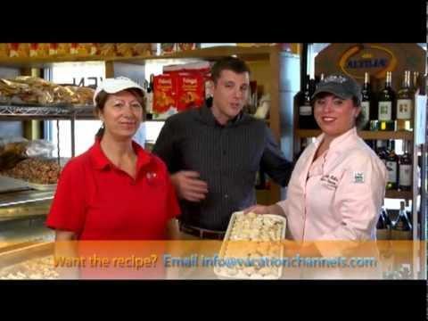 How to Make Amaretti Cookies | LaBella Italia | The Vacation Channel