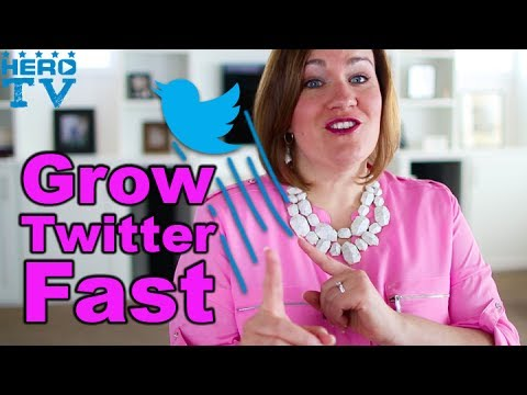 How To Get Followers On Twitter Fast Without Following Them