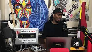 Radio Lugaflow Live - GNL Zamba