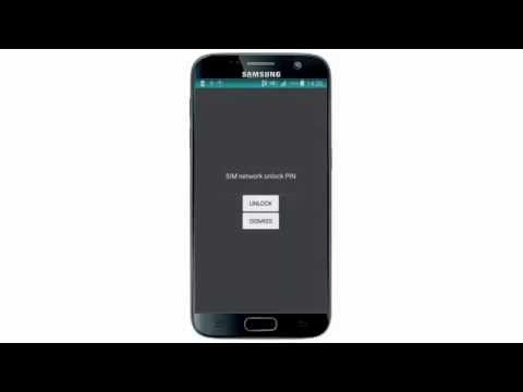 How To Unlock Samsung Galaxy S7 by Unlock Code