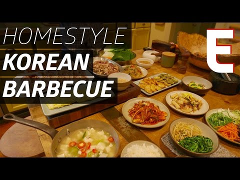 How To Eat Korean Barbecue At Home The Right Way