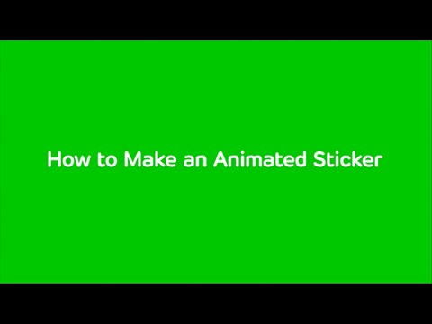 LINE Creators Market : How to Make an Animated Sticker