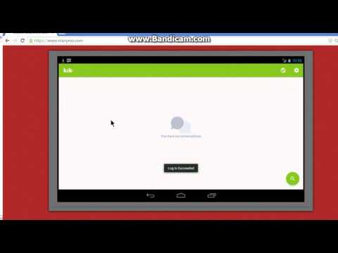 How to Use Kik On Pc (NO DOWNLOAD) Website In Description