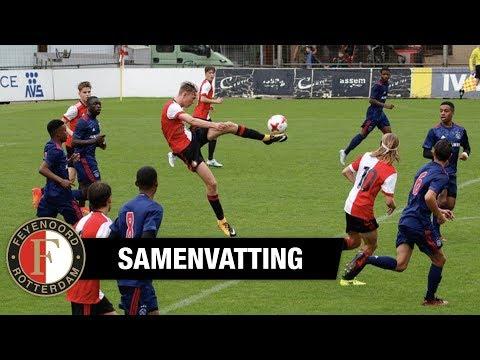 Xxx Mp4 Samenvatting Feyenoord 017 Ajax O17 3gp Sex
