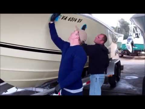 How-To: Using Wipe New Marine to Restore a Boat