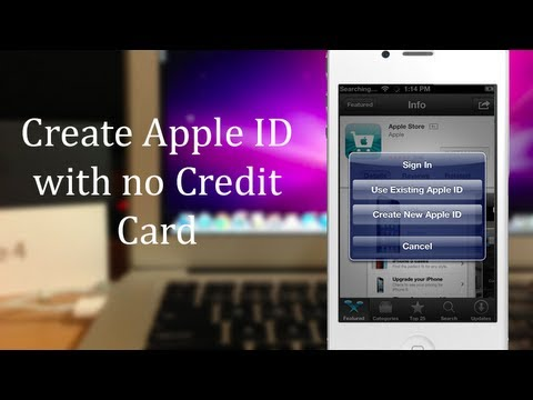 How to Create an iTunes account without credit card - iPhone Hacks