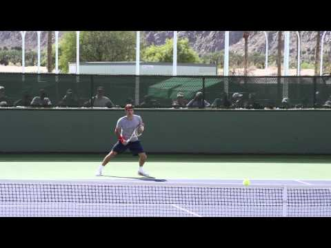 Tennis Footwork: Better Court Coverage