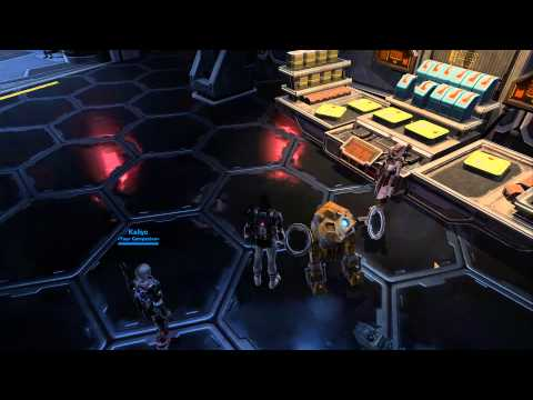 SWTOR Rythm Augmentation Droid - how to get it?