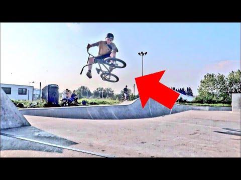 BAR TWIST ON A BMX BIKE!?!