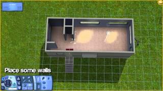 sims 3 late night apartment design LIME LUXURY Tube10xcom
