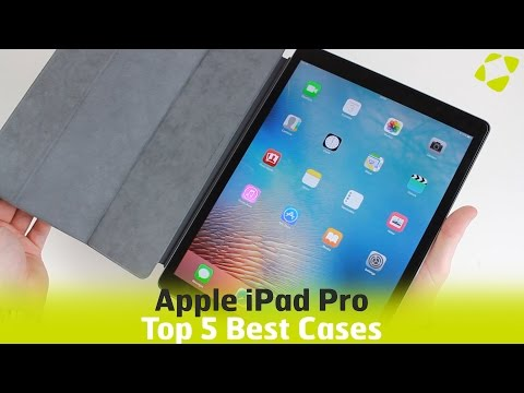 Top 5 Best iPad Pro Cases & Covers
