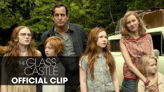 """The Glass Castle (2017) Official Clip """"Vision"""" – Woody Harrelson, Naomi Watts"""