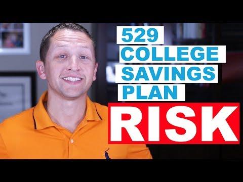 529 College Savings Plan RISK