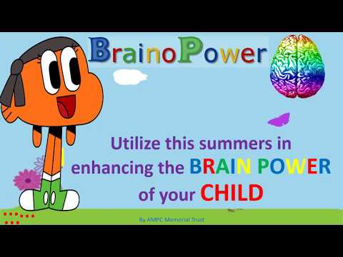 BrainoPower - How to develop brain? / Mind Training