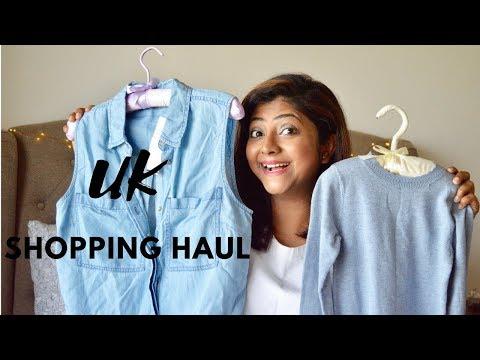 UK SHOPPING HAUL | H&M | Tesco | IKEA| Kid's shopping | Indian family shopping in UK