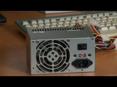 How To Set Up My Computer's Power Supply