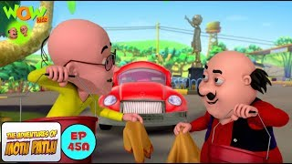 Car wash - Motu Patlu in Hindi