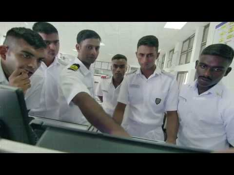 The Indian Naval Academy.. Pride of the Nation.