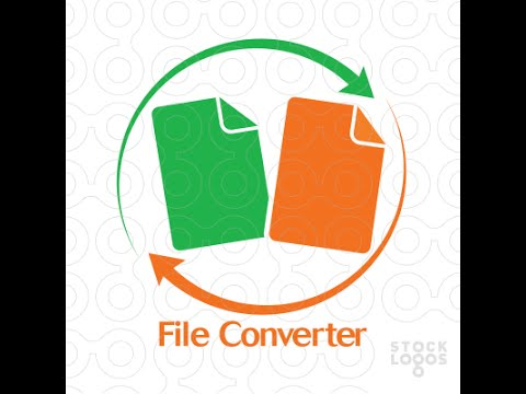 How to Convert File**File Converting Tutorial** .Ai to .png or .Eps to .png