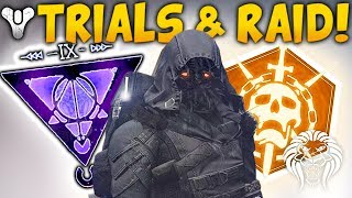 Destiny 2: TRIALS OF THE NINE INFO! Exotic Raid Reward, Vex Time Travel DLC & Loot Packages