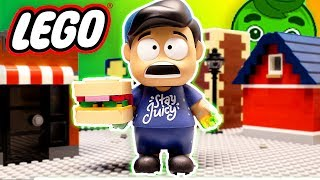 Guava Juice LEGO Animation | Giant Guava Juice