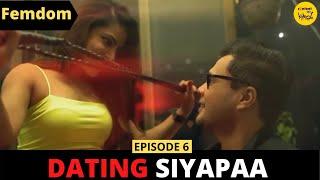 ONLINE DATING New Web Series | Indian Femdom Ep 7 | Adult Web Series | Rini Das | Content Ka Keeda