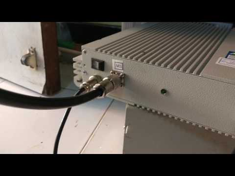 Triband 20dBm Mobile Signal Booster Repeater Amplifier
