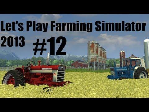 Farming Simulator 2013 S2E12: check out the Marshal fertiliser spreader