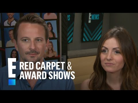 Carly Waddell & Evan Bass Dish on Pregnancy | E! Live from the Red Carpet