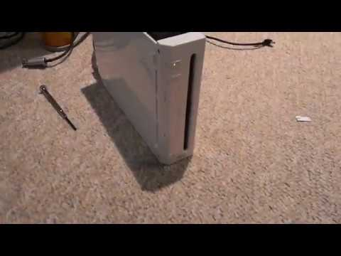 Nintendo Wii Disk Error (The Motor is not spinning the disc)