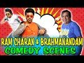 Ram Charan Brahmanandam Best Comedy Scenes South Indian Hindi Dubbed Best Comedy Scenes mp3