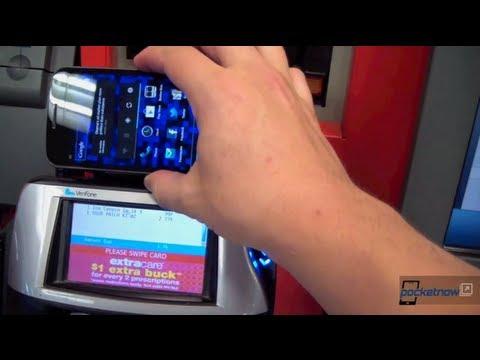 How To Use Google Wallet On Verizon Galaxy Nexus