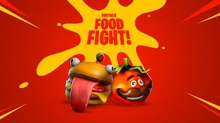 FORTNITE | FOOD FIGHT