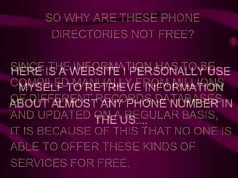How To Track A Cell Phone Number - Can I Do It Free Online?