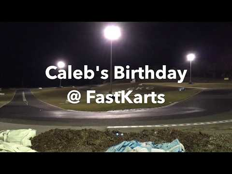 Karting | Caleb's Birthday 2017
