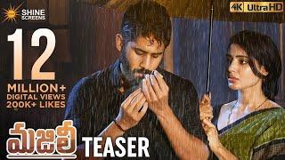 Download MAJILI Movie Teaser | Naga Chaitanya | Samantha | Divyansha Kaushik | Gopi Sundar | Shiva Nirvana Video