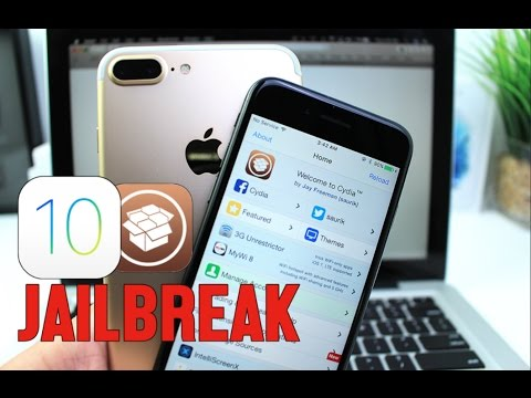 How to JAILBREAK iPhone 7, 7+, 6s, 6s+, SE & iPad Pro iOS 10.1 - 10.1.1