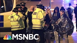isis claims responsibility for uk attack morning joe msnbc