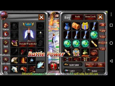 Conquer online mobile 2 reborn