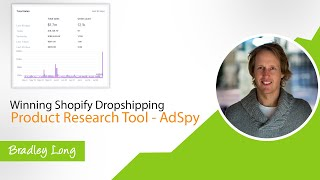 Winning Shopify Dropshipping Product Research Tool - AdSpy