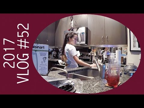 Vlog - Kitchen Cleanout and Organization