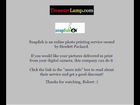 snapfish photo printing service